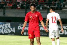 Pemainnya Dicoret dari Timnas U19 Indonesia karena Indisipliner, Ini Kata COO Bhayangkara FC