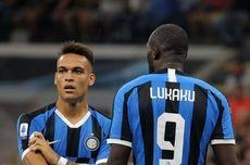 Rahasia Ketajaman Duet Romelu Lukaku-Lautaro Martinez di Inter Milan