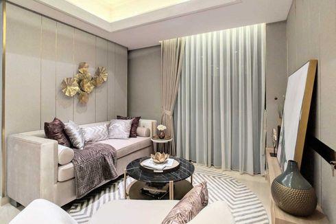 [POPULER PROPERTI] Desain Interior Apartemen Tiga Kamar Tidur Mewah