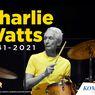 INFOGRAFIK: Charlie Watts (1941-2021)