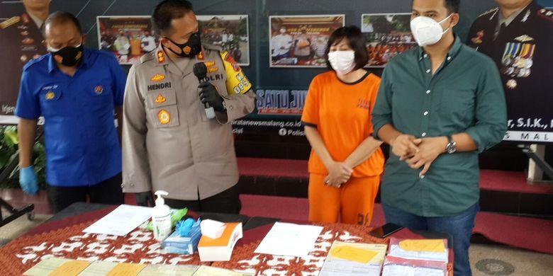 Tipu Nasabah Bermodus Deposito Bodong Branch Manajer Bank Mega Malang Raup Rp 5 7 Miliar Halaman All Kompas Com