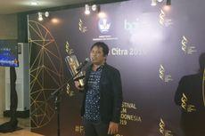 Whani Dharmawan Sabet Piala FFI 2019 dengan Kucumbu Tubuh Indahku