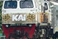 Artis Baru Railfans, KAI Pasang Livery Ketupat di Lokomotif untuk Sambut Ramadhan