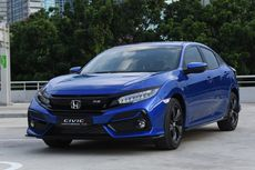 Bedah Nuansa Agresif Honda Civic Hatchback RS