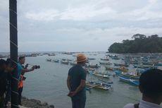 Tahun Baru, Ridwan Kamil Minta Perahu di Pantai Pangandaran Ditata
