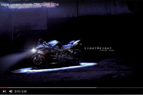 Honda CBR250RR Siap Jadi