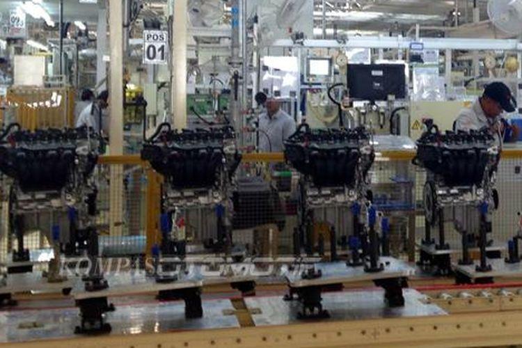 Menyerap komponen yang diproduksi di Indonesia (lokal) sampai 80 persen.