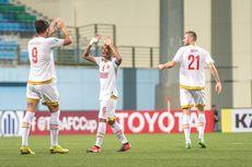 AFC Cup Tampines Vs PSM Makassar, Juku Eja Gagal Petik Poin