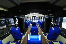 Pandemi Covid-19 Masih Melanda, Susunan Kursi Bus 1-1-1 Mulai Diminati