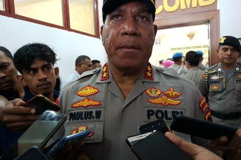 Kontak Senjata Brimob-KKB di Mimika, 1 Anggota Gugur, Pelaku Dipimpin Gusbi Waker