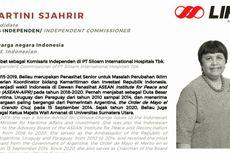 Lippo Karawaci Angkat Adik Luhut Panjaitan sebagai Komisaris