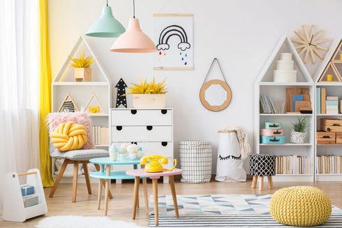 Berikut Cara Membuat Ruang Bermain di Rumah Minimalis