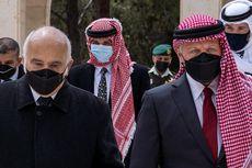 Krisis Mereda, Raja Jordania dan Pangeran Hamzah Ziarah Bersama