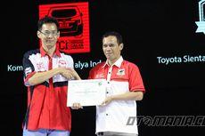Toyota Payungi Dua Komunitas Baru, Sienta dan Calya