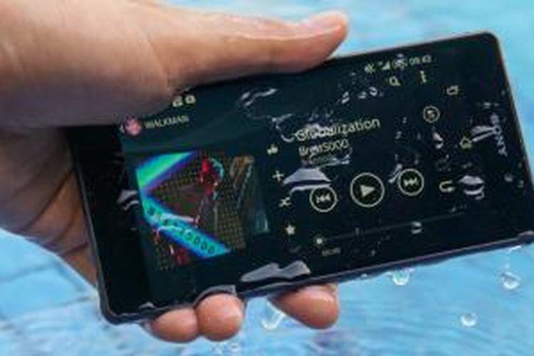 Xperia Z2 dari Sony