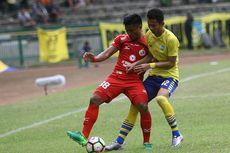 Hasil Liga 1, Semen Padang Menang Tipis atas Persela