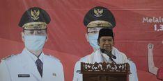Pemprov Banten Minta Masyarakat Taat Protokol Kesehatan sampai Vaksin Diberikan