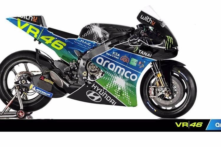 Aramco Racing Team VR46