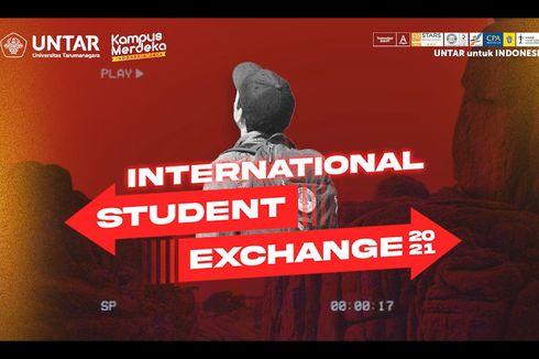 Bangun Ketangguhan Pascapandemi, Untar Gelar Pertukaran Mahasiswa Internasional 2021