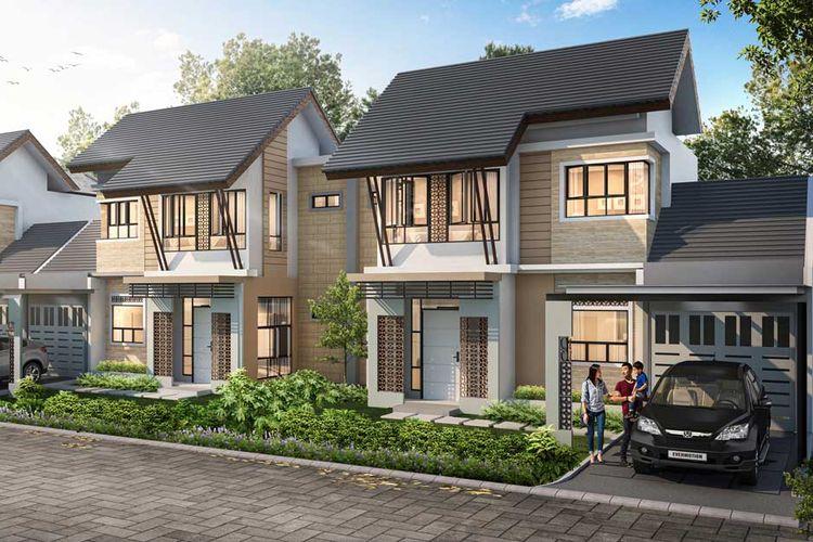 Kraton Residence yang berlokasi di Jababeka City, Cikarang, Bekasi ini, ditujukan untuk segmen pasar menengah ke atas, dengan rancangan smart home dalam langgam arsitektural modern tropis.