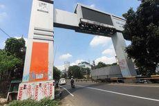 Gapura Batas Tangsel-Jakarta Jadi Korban Coretan Vandalisme, Ini Respons Wali Kota Benyamin