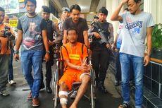 Penusuk Driver Ojol di Sukabumi Ditangkap, Pelaku Baru Bebas dari Penjara