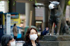 Hari Hachiko, Warga Diimbau Stop Kenakan Masker ke Patung Hachiko
