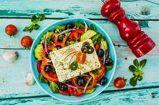 Jangan Salah, Ini Komposisi Salad yang Bisa Turunkan Berat Badan