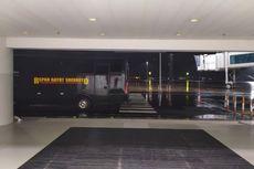 Bandara Kertajati Diguyur Hujan, 5 Bus RSPAD Bersiap Bawa ABK Diamond Princess