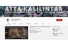 Subscriber YouTube Atta Halilintar Capai 20 Juta, Benarkah yang Pertama di Asia Pasifik?