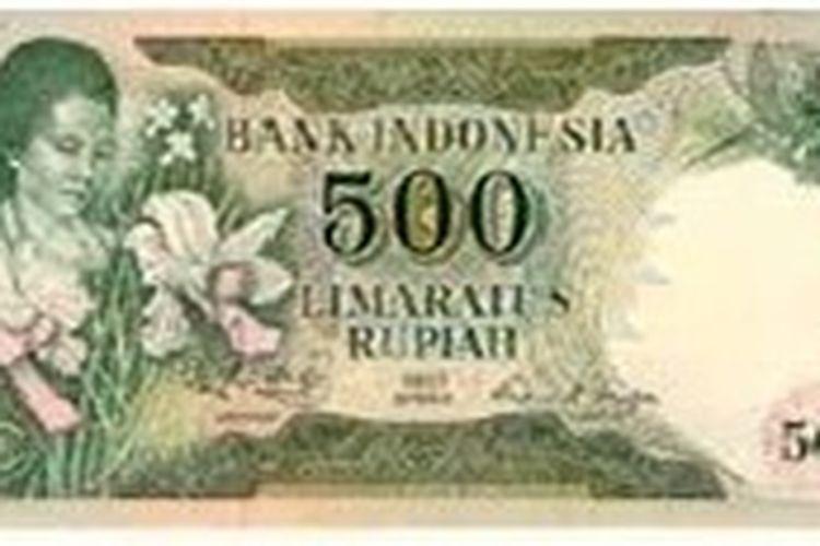Uang pecahan emisi lama Bank Indonesia