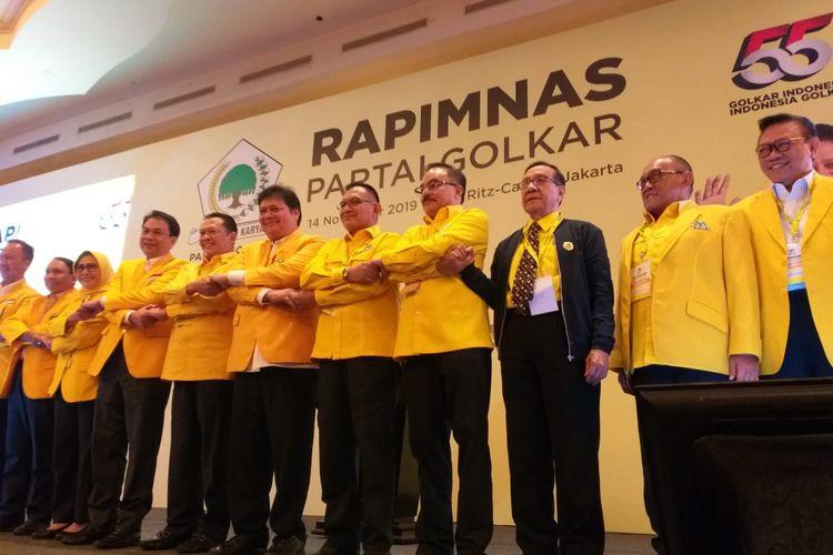 Pilkada Serentak 2020, Airlangga Prioritaskan Ketua DPD Golkar