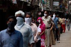 Lewati Brasil, Jumlah Kasus Covid-19 India Tertinggi Kedua di Dunia