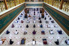 Menko PMK Minta Protokol Kesehatan di Rumah Ibadah Harus Jadi Fokus Utama