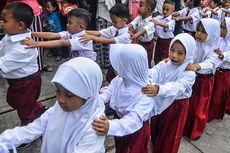 Masa Sekolah Dasar, Puncak Pengembangan Kepribadian Anak
