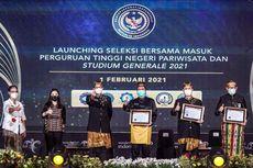 Seleksi Masuk PTN Pariwisata Dibuka, Target 2.200 Lulusan di 2024