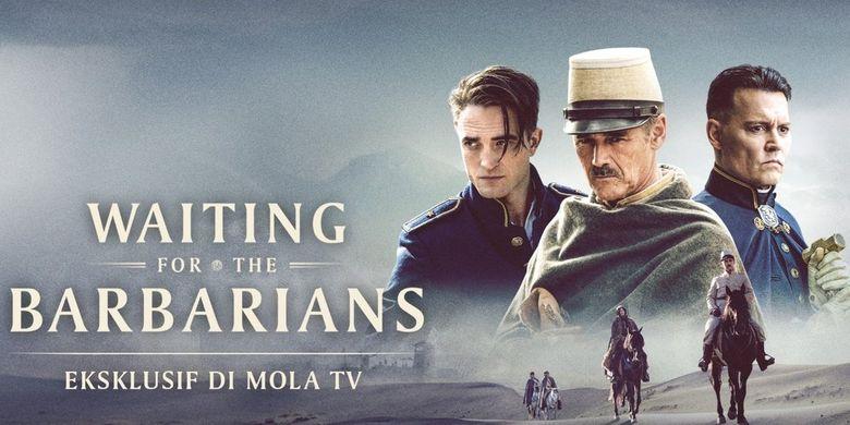 Waiting for the Barbarians? dirilis serentak di seluruh dunia, 7 Agustus 2020. Mola TV menjadi platform digital yang menayangkannya secara eksklusif di Indonesia pada tanggal yang sama.