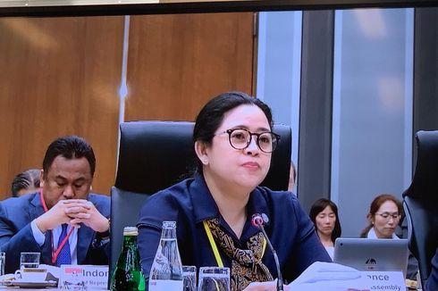 Pesan Puan Maharani untuk Komisioner KPU Raka Sandi Pengganti Wahyu Setiawan
