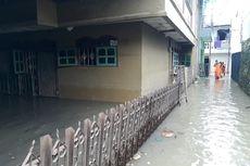 Banjir Surut di Jaksel, 22 RT Masih Tergenang di Jaktim