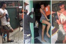 Diminta Foto untuk Bukti Terima Paket, Orang Filipina Berpose Aneh-aneh