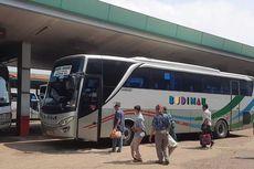 Meski Mudik Dilarang, Terminal Kota Tasikmalaya Tetap Beroperasi