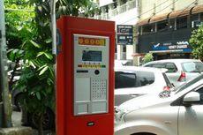 Meteran Parkir di Jalan Sabang Masih Pakai Koin
