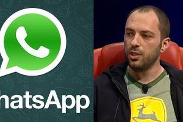 CEO WhatsApp, Jan Koum