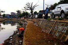 Remaja Hilang Diduga Hanyut di Kali Kwitang Saat Main Banjir
