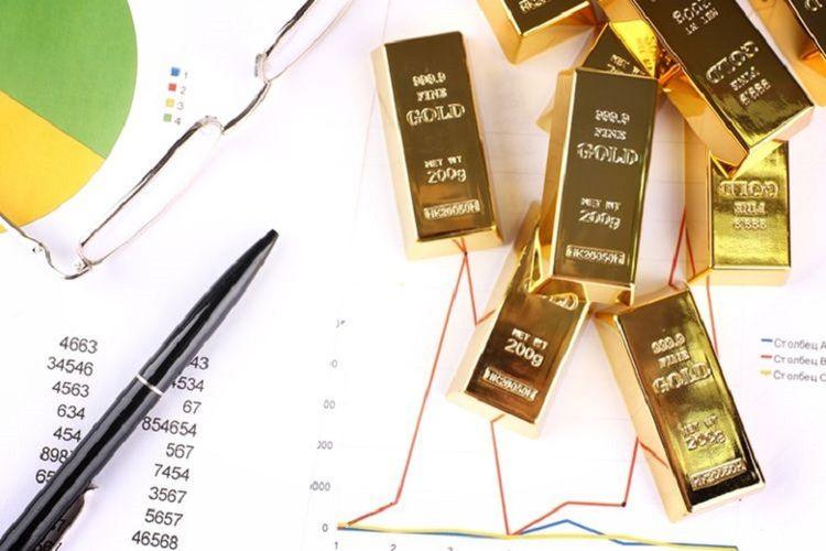 Ilustrasi investasi emas. (Dok. Shutterstock)