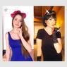 Joget Bareng di TikTok, Dulce Maria dan Tante Rambut Palsu Viral di Media Sosial