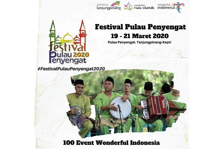 Melalui Festival Pulau Penyengat 2020, Tanjungpinang Tegaskan Bebas Corona