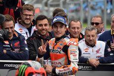 Marquez Belum Pulih, Honda Sudah Targetkan Triple Crown MotoGP 2021