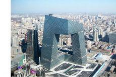 China Resmi Larang Arsitektur Unik Dibangun
