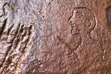Ilmuwan Temukan Coretan Dinding Bergambar Penis dari Zaman Romawi
